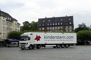 Kinderstern - Kinderstern on tour 2011