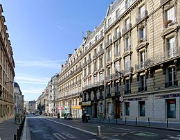 Image illustrative de l'article Rue de Rome (Paris)