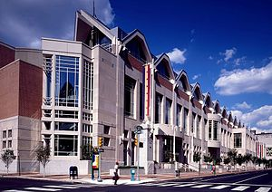 Pennsylvania Convention Center - Image: PA Convention Center 1993 Highsmith