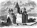 PB. Monastére d'Edchmiadxin. Floriant Gille. Lettres sur le Caucase et la Crimée. 1859. P.319.jpg