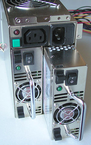 Redundancy (engineering) - Redundant power supply