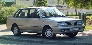 FSO Polonez - Polonez Atu Plus