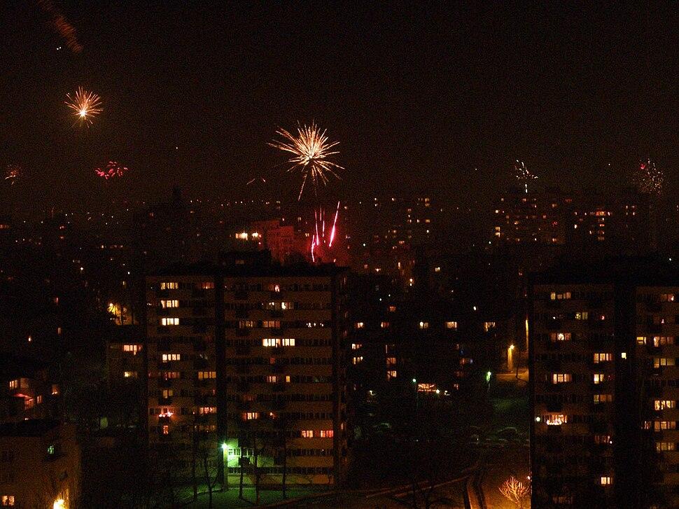 POL Warsaw New Year 2009 (1)