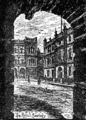 PSM V81 D314 Drawing of burlington house by lady huggins.png