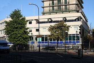 Paddington Green Police Station - Image: Paddington Green Police Station