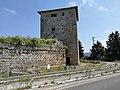Paestum - Torre delle mura.jpg