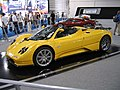 Pagani Zonda Roadster Yellow.jpg