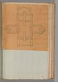 Page from a Scrapbook containing Drawings and Several Prints of Architecture, Interiors, Furniture and Other Objects MET DP372075.jpg