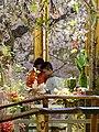Pair of Visitors with Dried-Flower Displays - Farm Tomita - Nakafurano - Hokkaido - Japan (48006124882).jpg