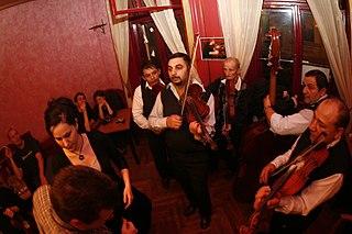 Palatka Gypsy Band