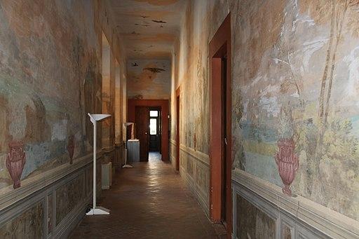 Palazzo Chigi Zondadari (San Quirico d'Orcia) Interno 39