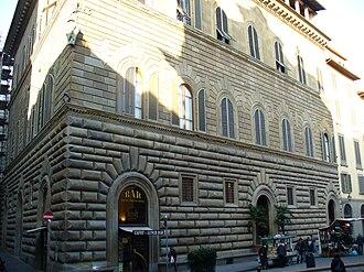 Giuliano da Sangallo - Palazzo Gondi