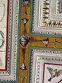 Palazzo di sforza almeni, sala con affreschi, grottesche 04.JPG