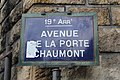 Panneau avenue Porte Chaumont Paris 1.jpg