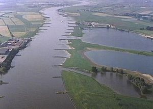 Pannerdens Kanaal - Image: Pannerdens Kanaal Beeldbank
