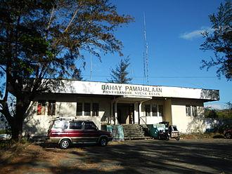 Pantabangan, Nueva Ecija - Pantabangan Town Hall
