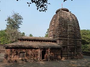 Ratha (architecture) - Image: Parasurameswar Temple