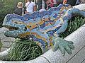 Parc Güell, font del drac.jpg