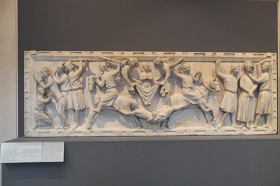 Paris Louvre Retable Hippolyte 285
