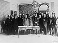 Paris peace Conference british delegates.jpg