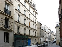 Image illustrative de l'article Rue du Foin