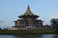 Parliament building at Kuching - Sarawak - Borneo - Malaysia - panoramio.jpg