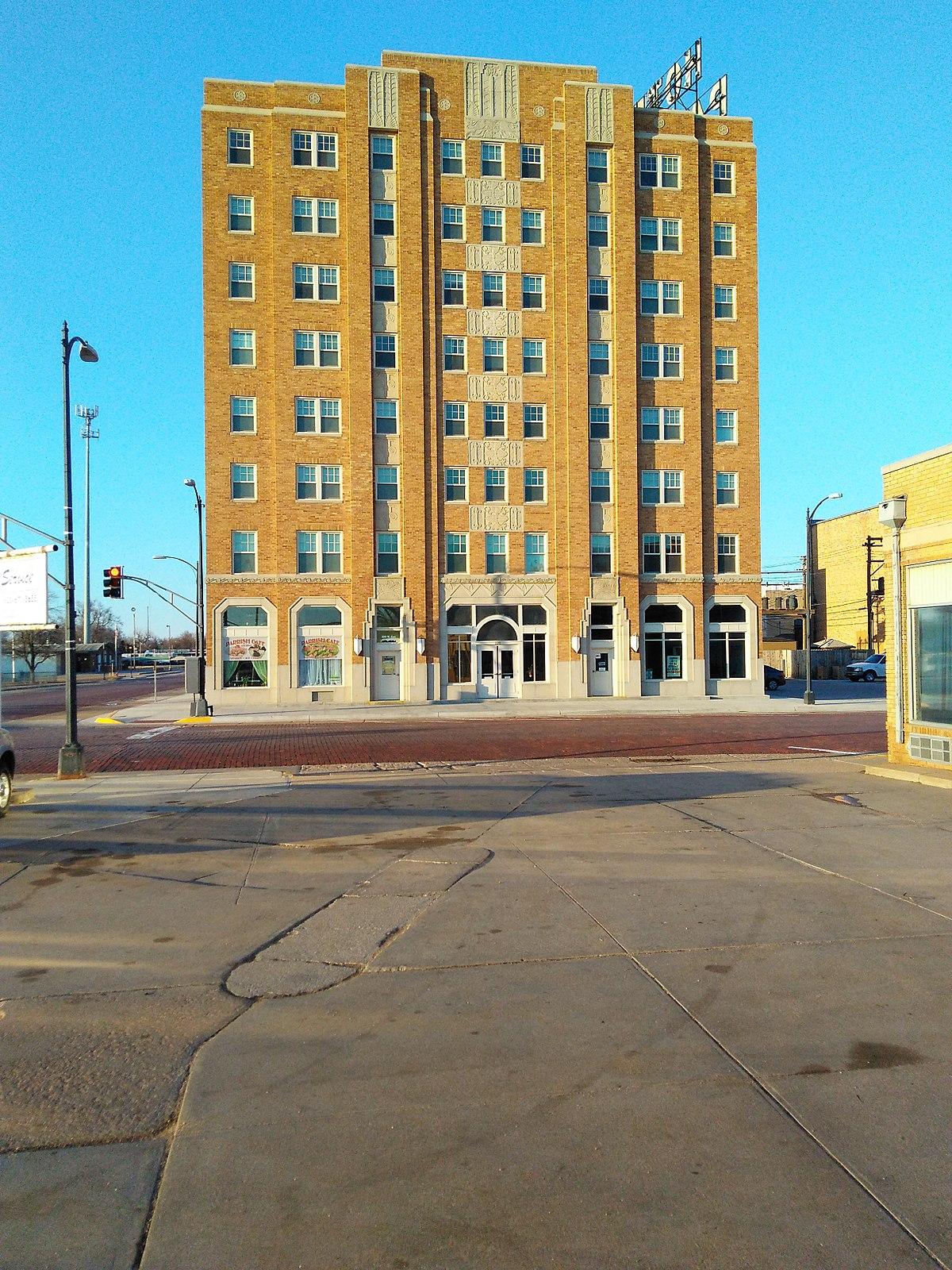 Pratt Ks Hotel