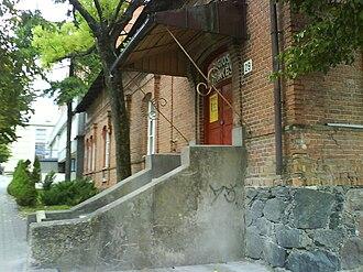 Kupiškis - The Old Post