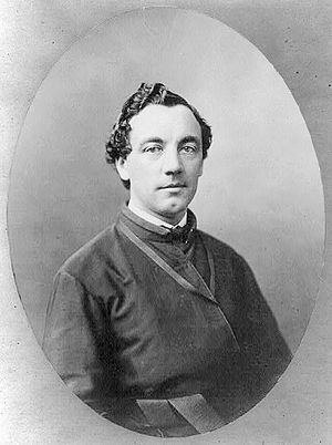 Georgetown University - Patrick Francis Healy helped transform the school into a modern university after the Civil War.