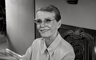 Patty Duke - Duke reprising her role as Cathy Lane in a series of U.S. Government Social Security promos for filing for Social Security online, 2011