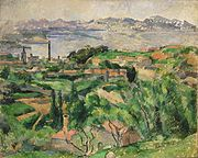 Paul Cézanne - View of the Bay of Marseille with the Village of Saint-Henri.jpg