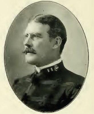 Marine Corps Brevet Medal - Paul St. Clair Murphy