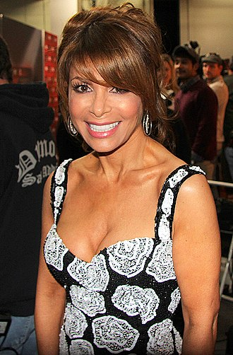 The X Factor (U.S. TV series) - Image: Paula Abdul 2011 1