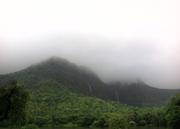 Pavagadh in Monsoon
