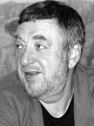 Pavel Lungin - Image: Pavel Lungin