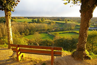 Mayenne - Image: Paysage Coëvrons