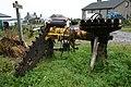 Peat Cutting Machine at Ballygroggan. - geograph.org.uk - 518190.jpg