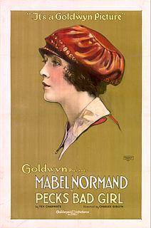<i>Pecks Bad Girl</i> 1918 film by Charles Giblyn