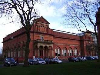 Salford Museum and Art Gallery - Salford museum and art gallery.