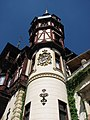 Peles Castle tower.jpg