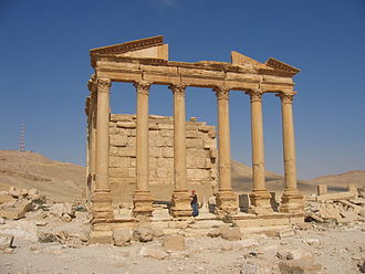 Odaenathus - The Funerary Temple no. 86 (The House Tomb)