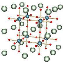 Barium titanate - Wikipedia