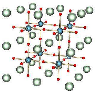 Perovskite (structure)