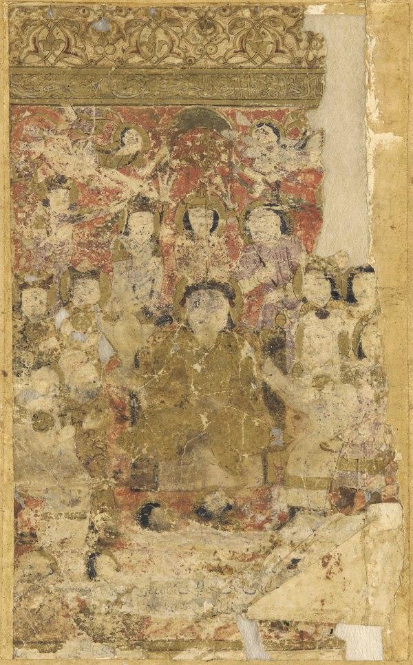 Persian version by Balami of Universal History by Tabari