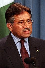 Pervez Musharraf Image:  Helene C. Stikkel.