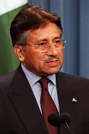 Pakistani state of emergency, 2007 - Pervez Musharraf led Pakistan from 1999 to 2008.