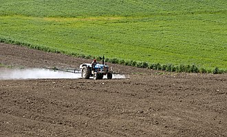 Environmental impact of pesticides - how pesticides are used