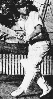 Peter Burge (cricketer) Australian cricketer