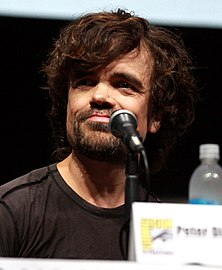 Dinklage at the 2013 San Diego Comic Con