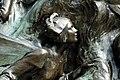 Peter Pan statue in Kensington Gardens in the City of Westminster in London, spring 2013 (9).JPG